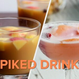 Spiked Drinks For Every Occasion