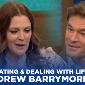 Stress Eating And Dealing With Life With Drew Barrymore