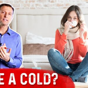 Take This at the 1st Sign of a Cold