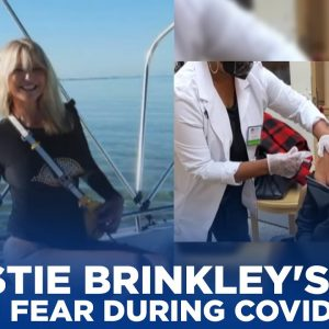 Christie Brinkley Reveals The Health Fear She Confronted During The Pandemic
